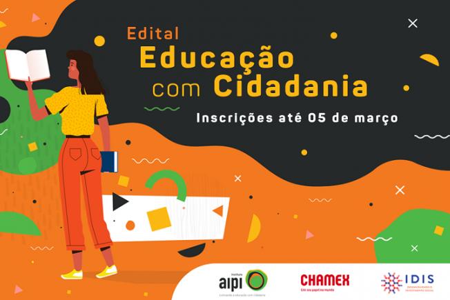 INSTITUTO AIPI LANÇA EDITAL PARA CAPTAÇÃO DE PROJETO NA ÁREA DA EDUCAÇÃO